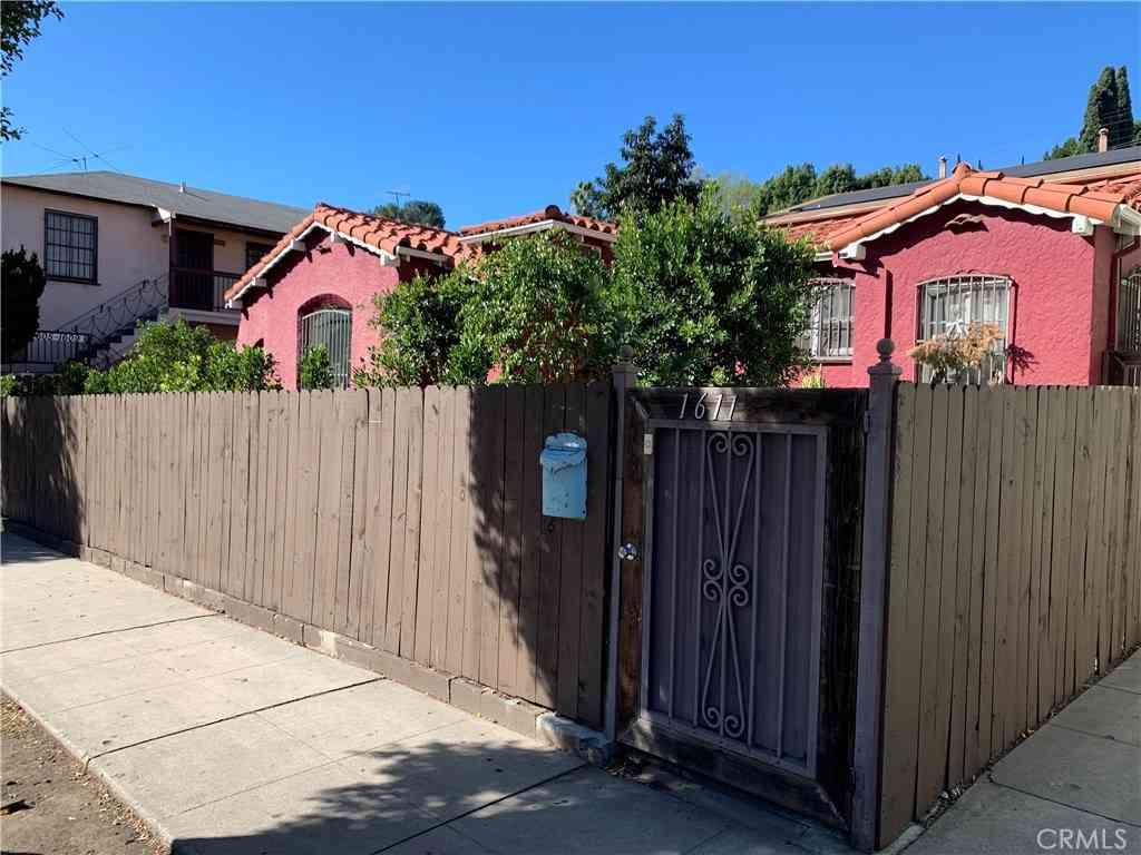 1611 Silver Lake Boulevard, Los Angeles, CA, 90026,