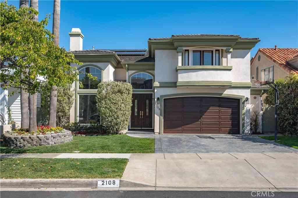 2108 Harkness Street, Manhattan Beach, CA, 90266,