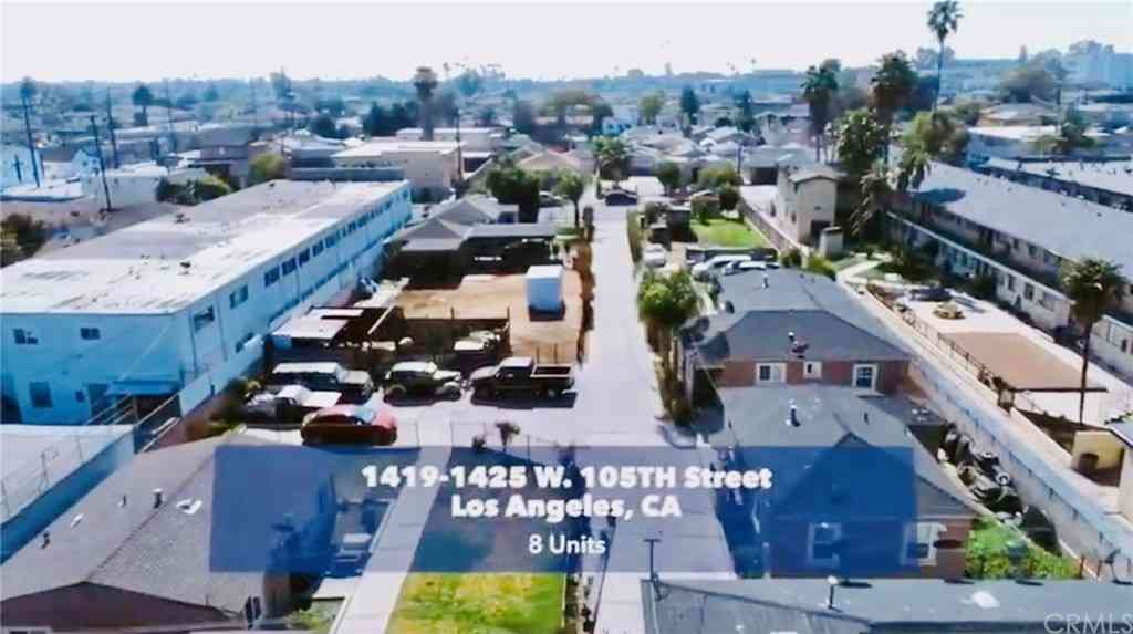 1419 W 105th Street, Los Angeles, CA, 90047,