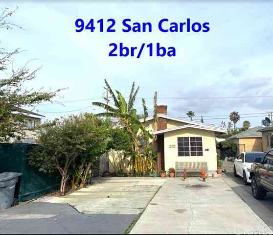 9412 San Carlos Avenue, South Gate, CA, 90280,
