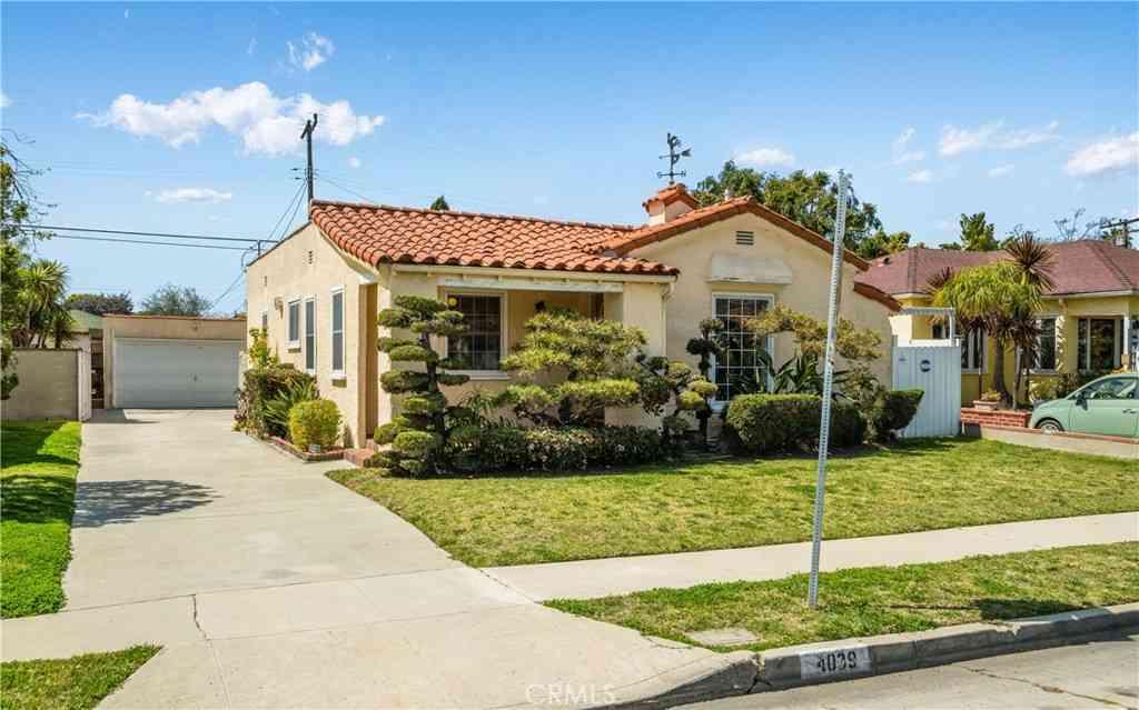4039 Meier Street, Culver City, CA, 90066,