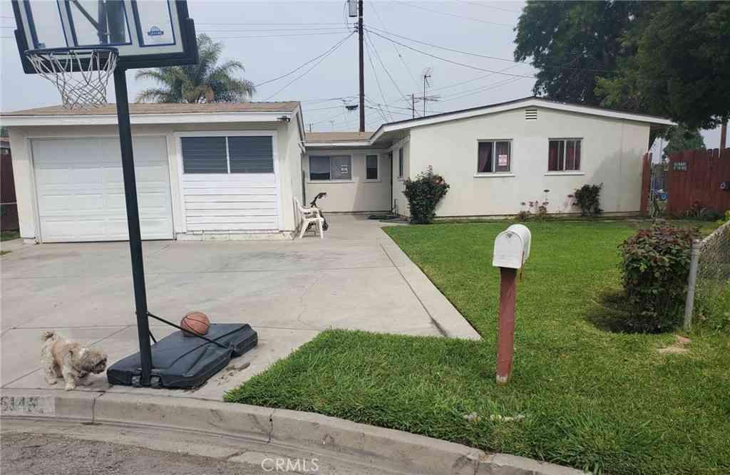 15145 Beckner Street, La Puente, CA, 91744,