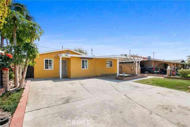 248 South Sandalwood Avenue, La Puente, CA, 91744,