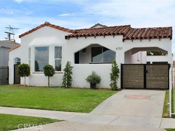 6707 4th Avenue, Los Angeles, CA, 90043,