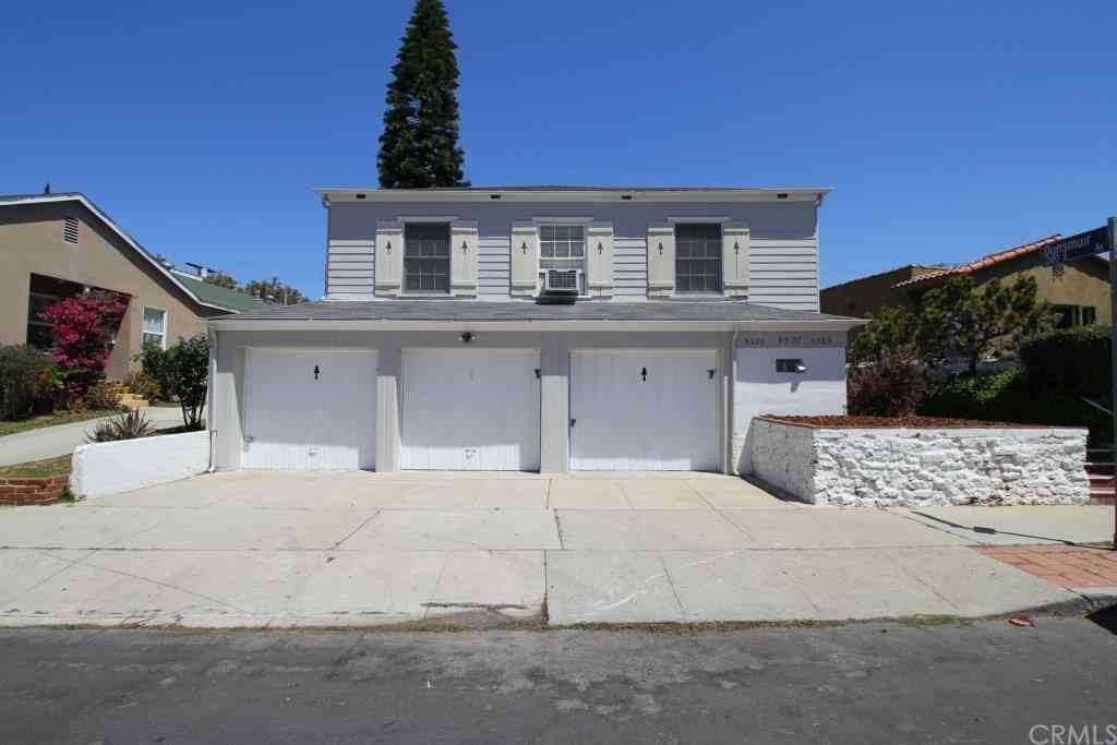 5325 Dockweiler Place, Los Angeles, CA, 90019,