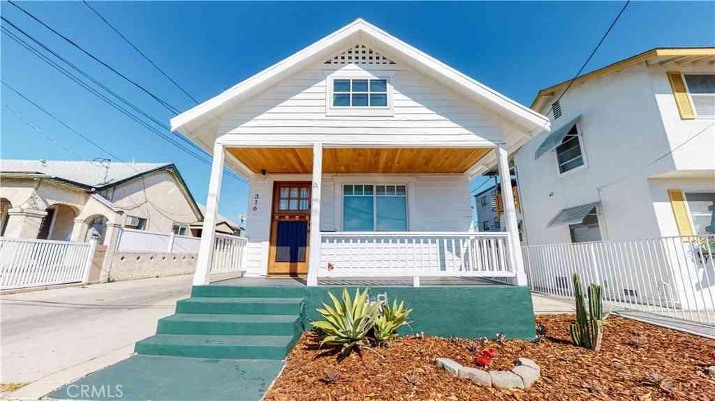 316 W 16th Street, San Pedro, CA, 90731,