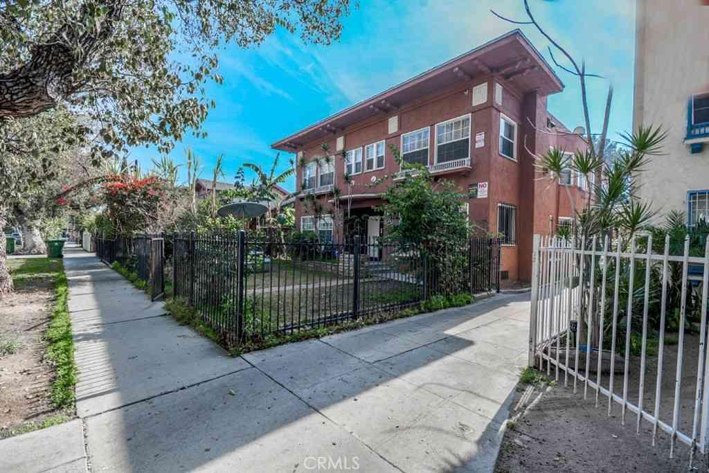828 W 41st Street, Los Angeles, CA, 90037,