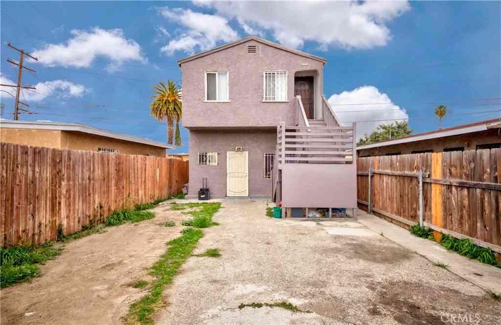 705 E 108th Street, Los Angeles, CA, 90059,