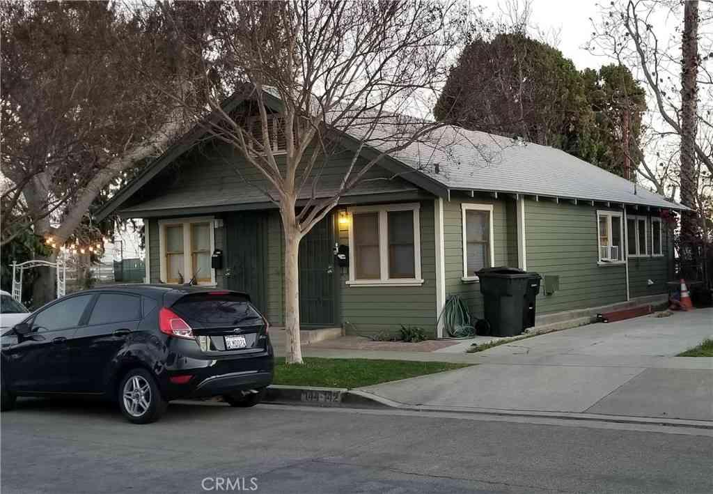 142 E Union Avenue, Fullerton, CA, 92832,