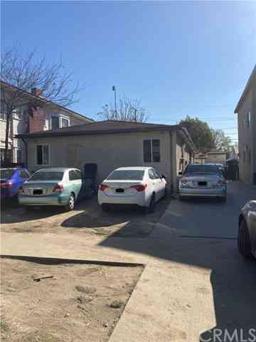 846 West 40th Place, Los Angeles, CA, 90037,