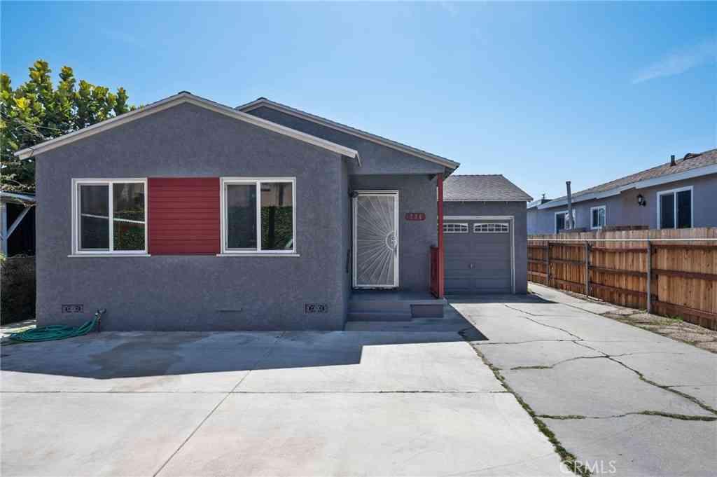 736 W 219th Street, Torrance, CA, 90502,