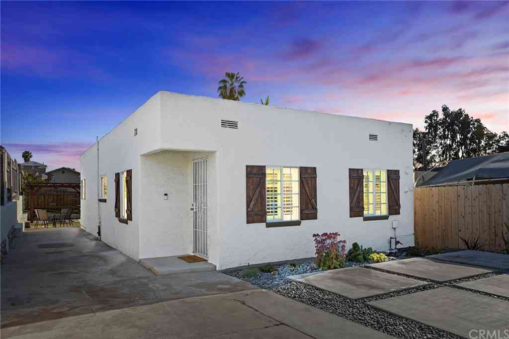 4521 Imperial Avenue, San Diego, CA, 92113,