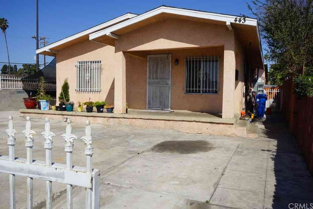 443 W 71st Street, Los Angeles, CA, 90003,