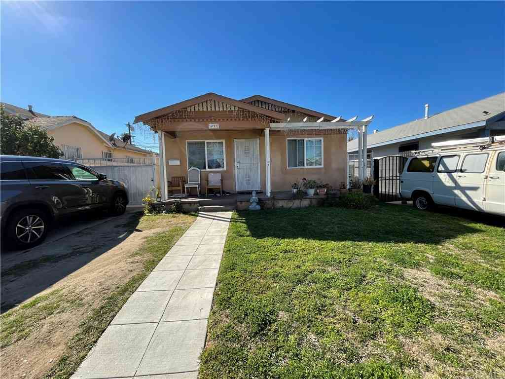 6723 6th Avenue, Los Angeles, CA, 90043,
