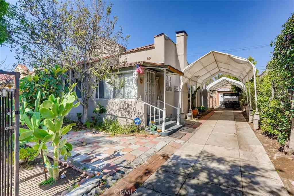 6615 Willoughby Avenue, Los Angeles, CA, 90038,
