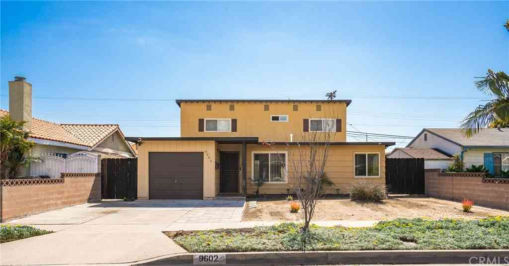 9602 Terradell Street, Pico Rivera, CA, 90660,