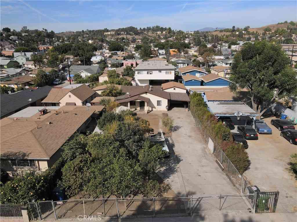 4939 Twining Street, Los Angeles, CA, 90032,