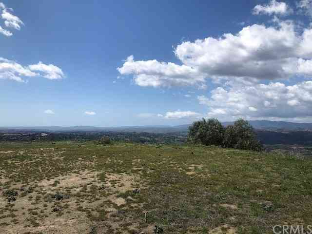 0 Red Mountain Heights Drive, Fallbrook, CA, 92028,