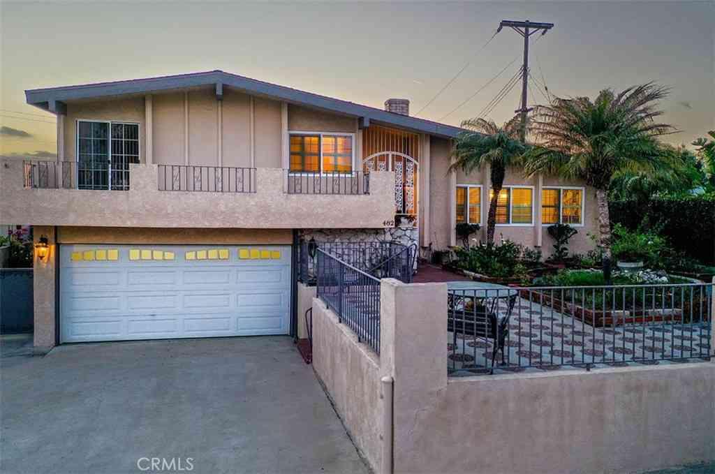 482 Van Buren Drive, Monterey Park, CA, 91755,