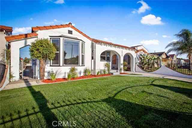 5930 8th Avenue, Los Angeles, CA, 90043,