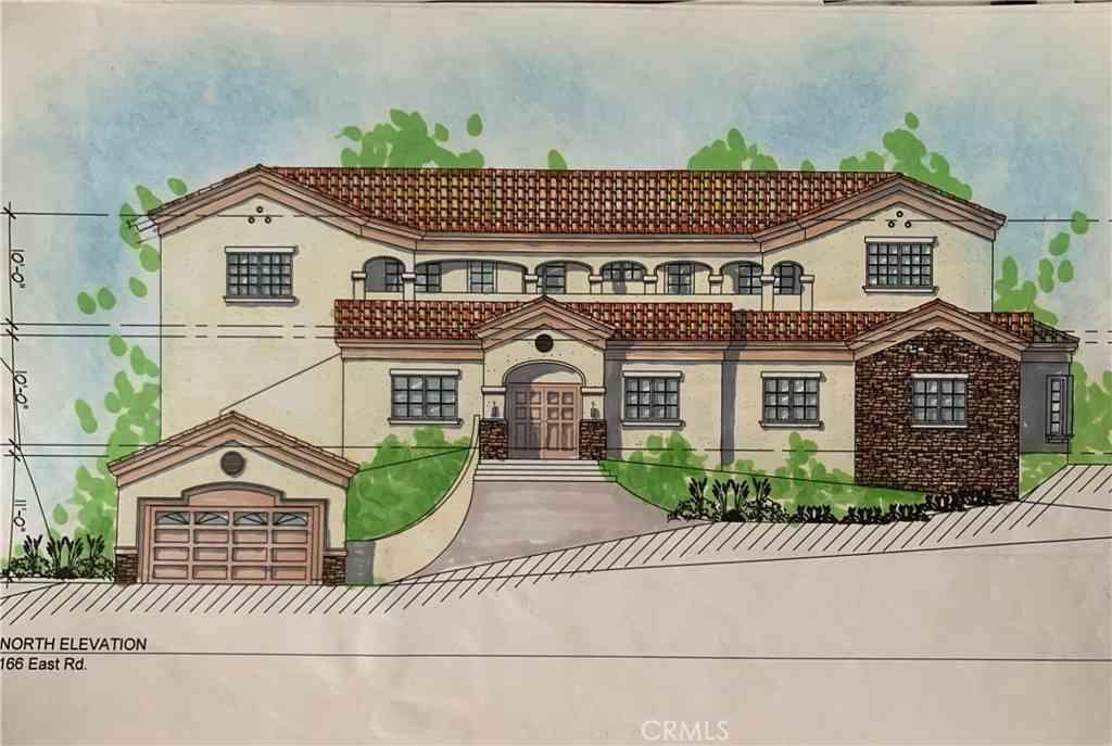 166 East Road, La Habra Heights, CA, 90631,