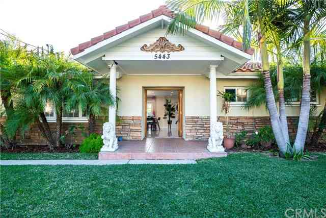 5443 Santa Anita Avenue, Temple City, CA, 91780,