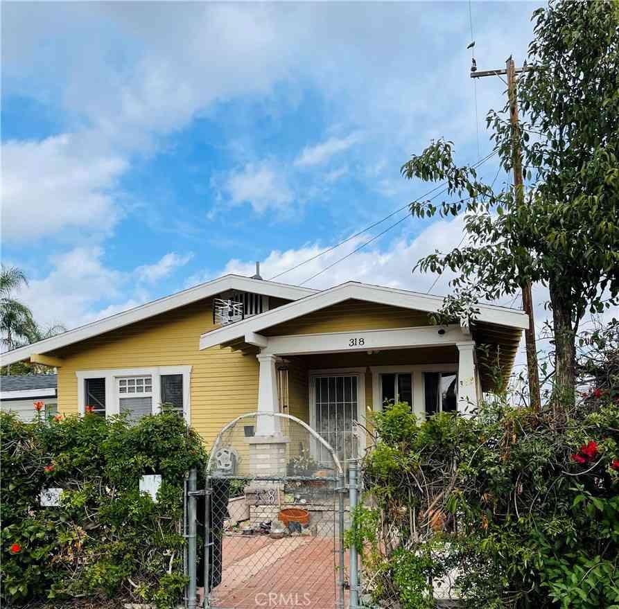 318 N Sabina Street, Anaheim, CA, 92805,