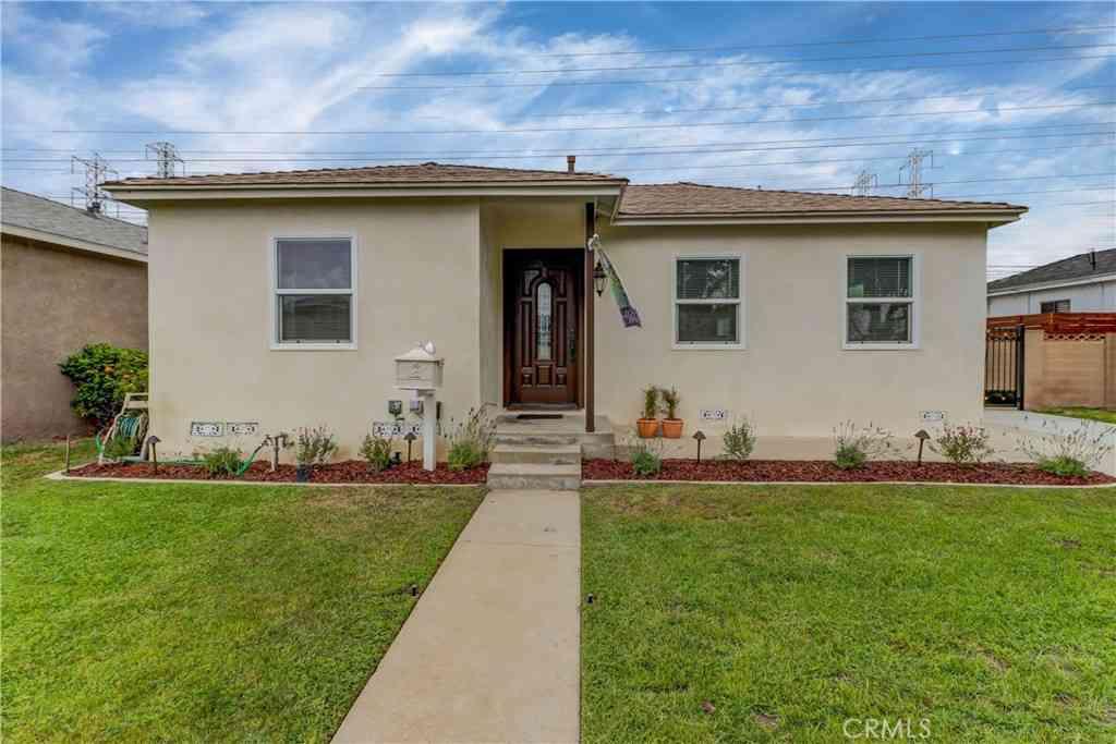 5415 Ashworth Street, Lakewood, CA, 90712,