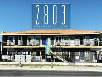 2803 W Westminster/17th Street, Santa Ana, CA, 92706,