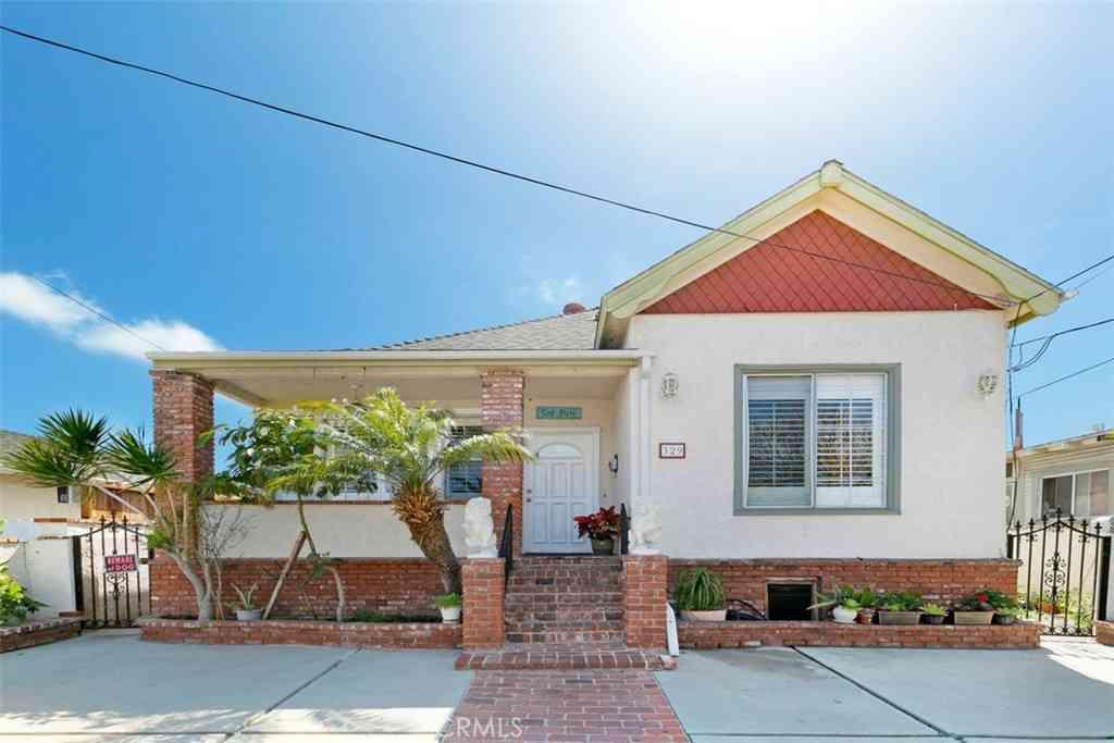 329 W 13th Street, San Pedro, CA, 90731,