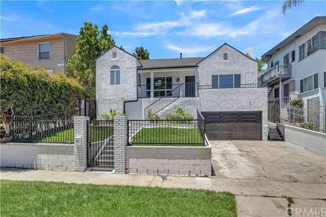 1309 South Mansfield Avenue, Los Angeles, CA, 90019,