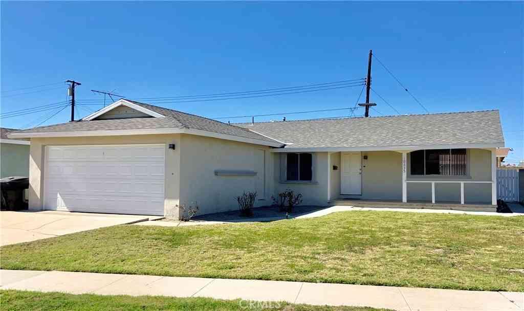 10635 Lowden Street, Stanton, CA, 90680,