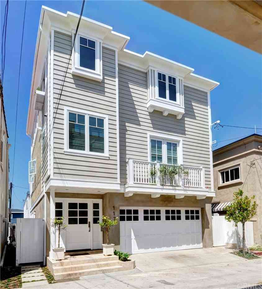 117 Crest Drive, Manhattan Beach, CA, 90266,