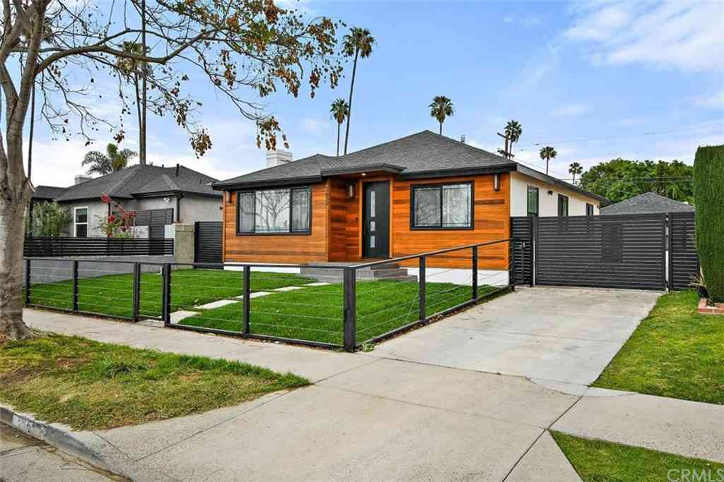 3656 Buckingham Road, Los Angeles, CA, 90016,