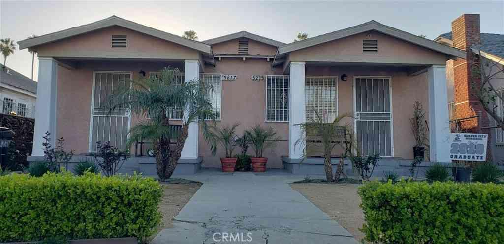 5215 Cimarron Street, Los Angeles, CA, 90062,