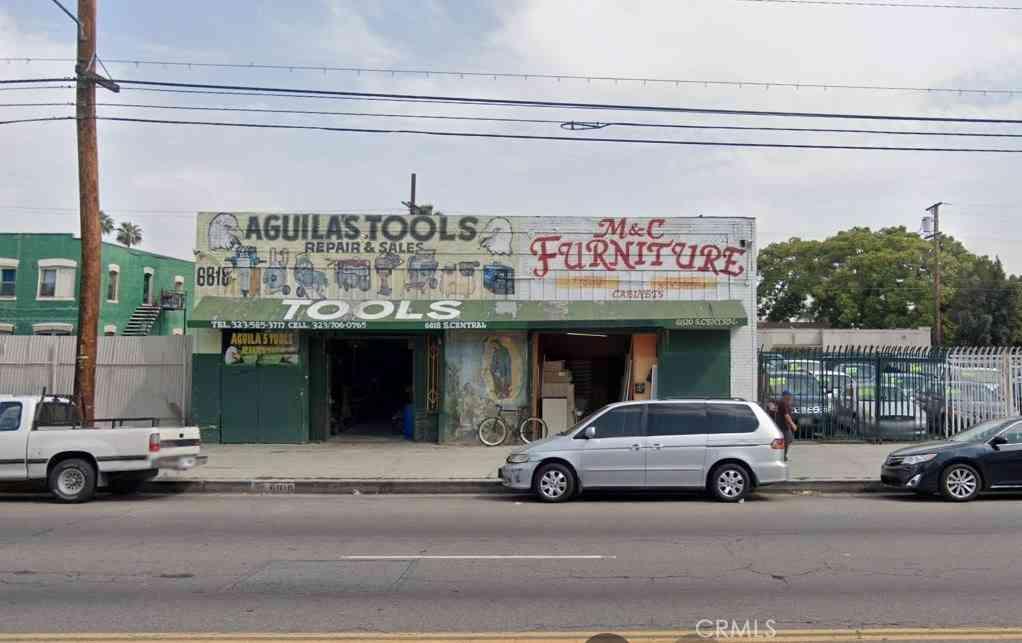 6816 S Central Avenue, Los Angeles, CA, 90001,
