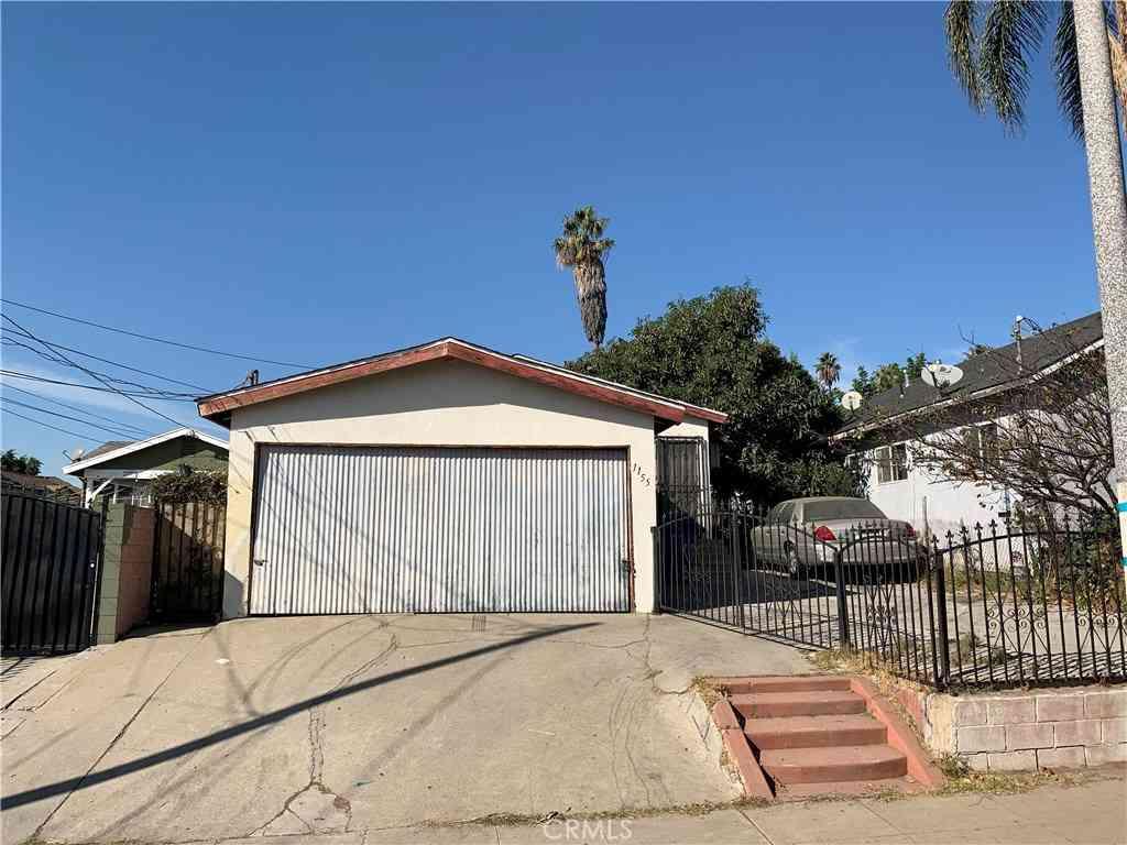 1153 Orme Avenue, Los Angeles, CA, 90023,