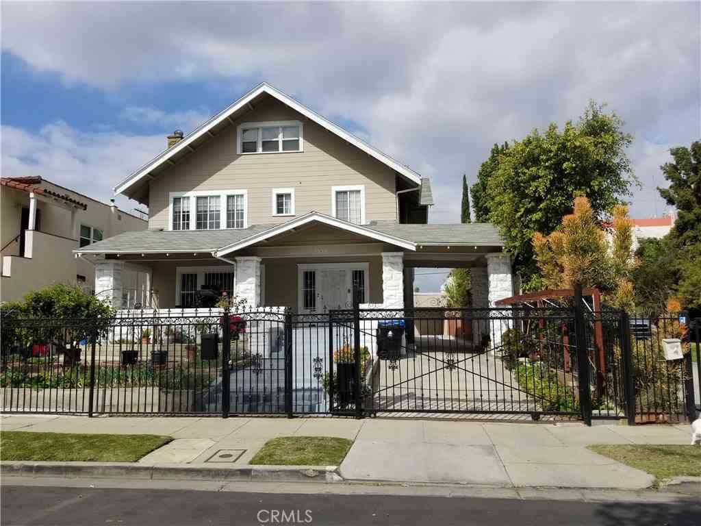 1339 12th Avenue, Los Angeles, CA, 90019,