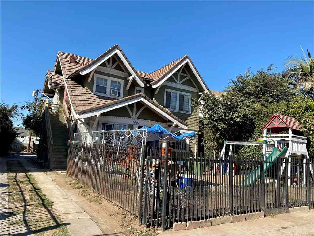 1407 5th Avenue, Los Angeles, CA, 90019,