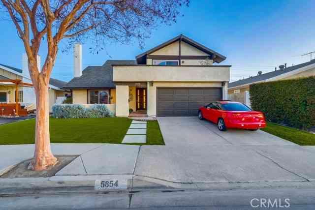 5854 Apia Drive, Cypress, CA, 90630,