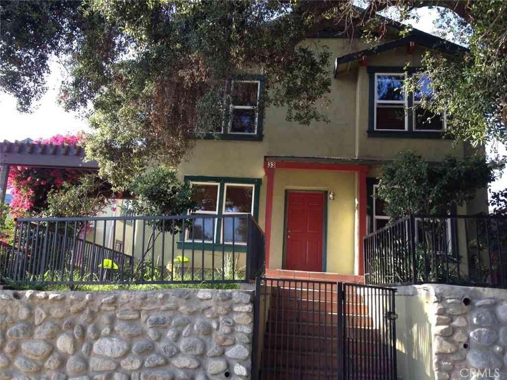 33 E Howard Street, Pasadena, CA, 91103,