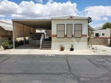 70205 Dillion Rd #159, Desert Hot Springs, CA, 92241,