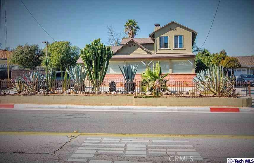 417 S Bluff Road, Montebello, CA, 90640,