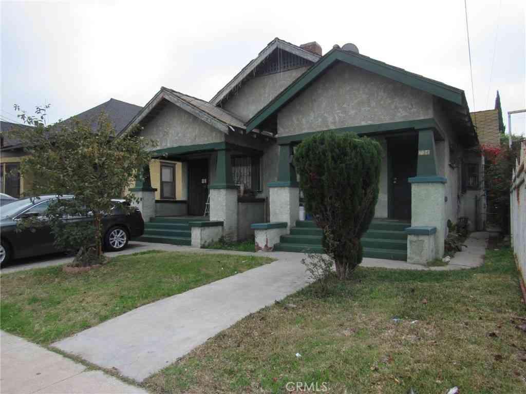 734 E 46th Street, Los Angeles, CA, 90011,