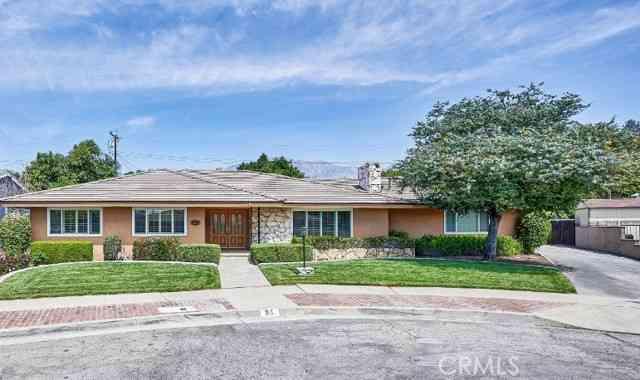 85 Gardenia Court, Upland, CA, 91786,