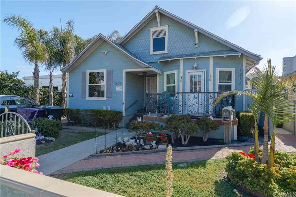 1208 Linden Avenue, Long Beach, CA, 90813,
