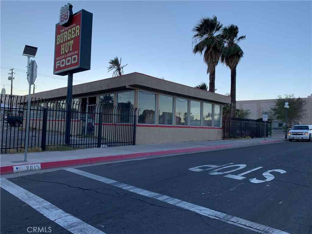 701 W Broadway Street, Needles, CA, 92363,