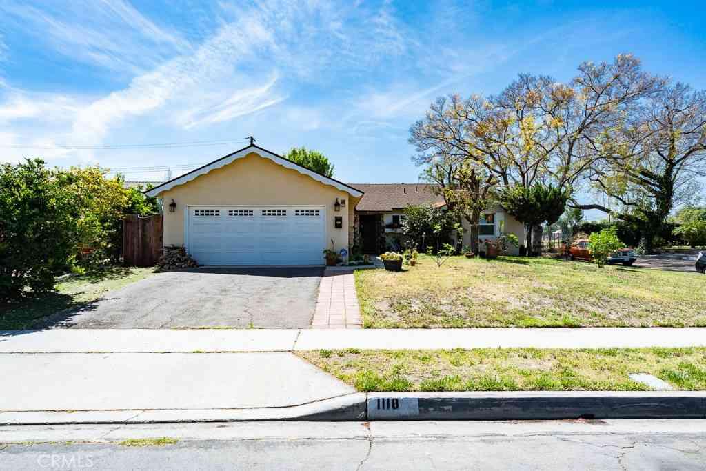 1118 W Arlington Avenue, Anaheim, CA, 92801,