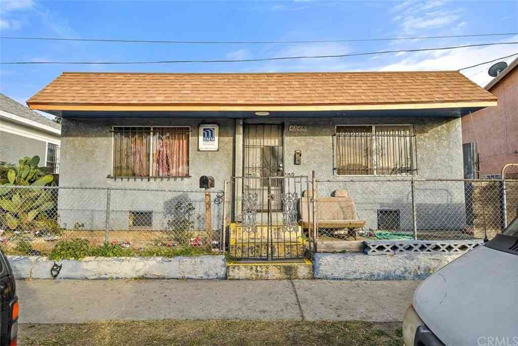4348 Lima Street, Los Angeles, CA, 90011,