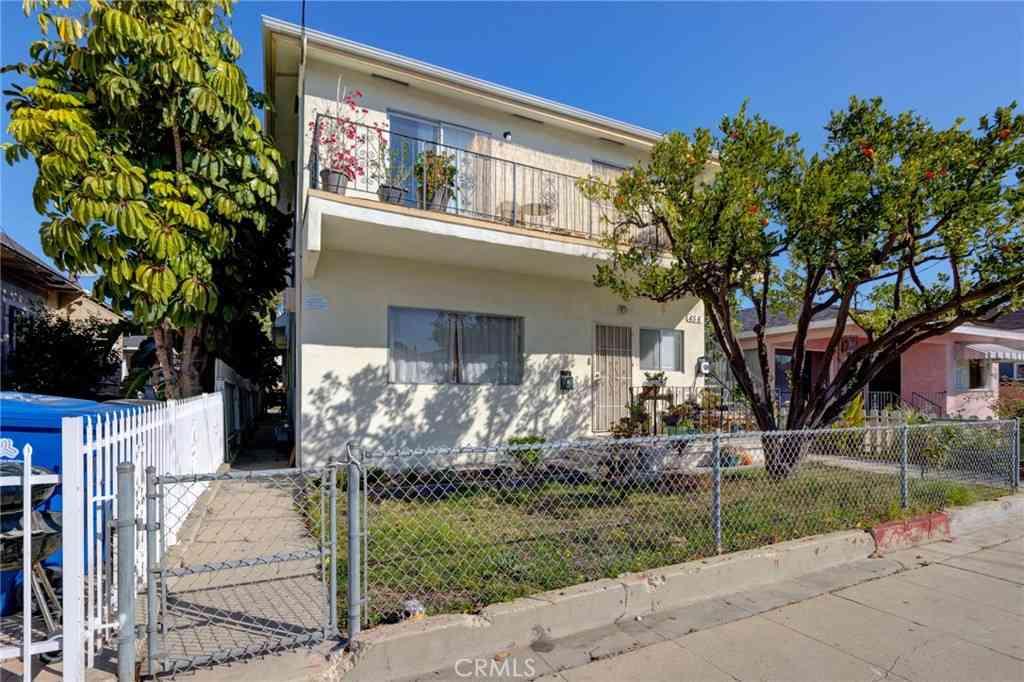 456 W 10th Street, San Pedro, CA, 90731,